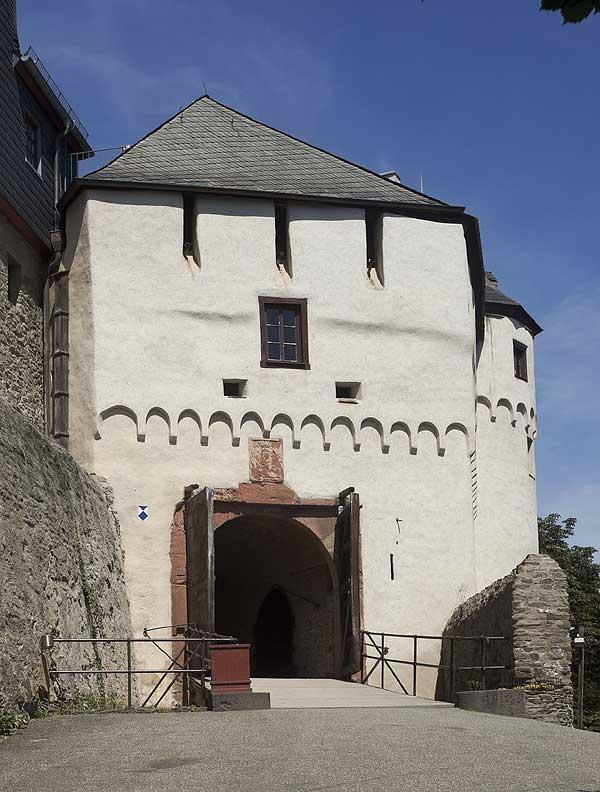 Castelo de Marksburg